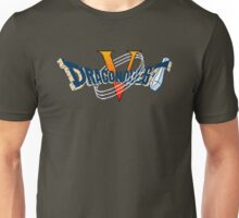 Dragon Quest V (Snes) Title Screen Unisex T-Shirt
