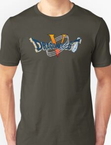Dragon Quest V (Snes) Title Screen T-Shirt