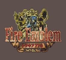 Fire Emblem (GBA) Title Screen Baby Tee