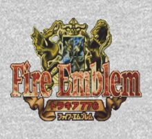 Fire Emblem (GBA) Title Screen One Piece - Long Sleeve