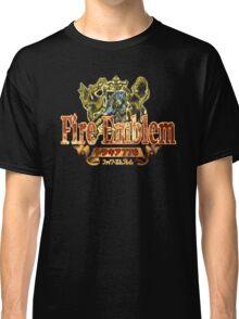 Fire Emblem (GBA) Title Screen Classic T-Shirt
