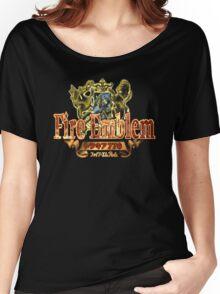 Fire Emblem (GBA) Title Screen Women's Relaxed Fit T-Shirt
