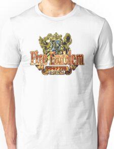 Fire Emblem (GBA) Title Screen Unisex T-Shirt