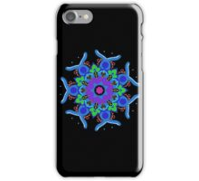 NeoGeo Floral Abstract iPhone Case/Skin