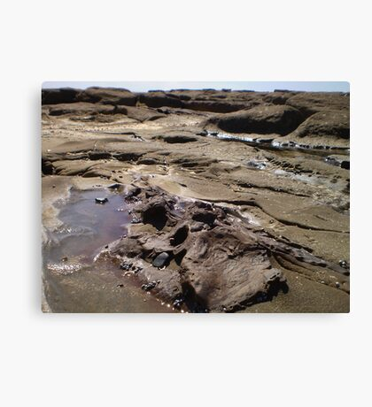 Un-Earthly Canvas Print