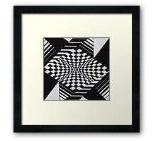 Cave-in to Vertigo Framed Print