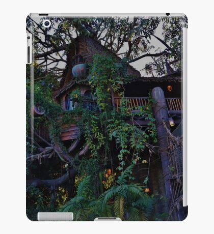 Tarzan's Tree House iPad Case/Skin