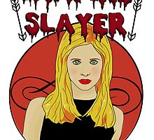Buffy The Vampire Slayer by paton