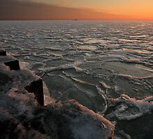 Frozen Waves by Adam Bykowski