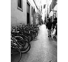 Classic Alleyway Photographic Print