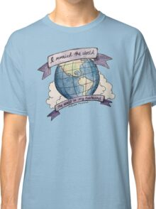 Married to the world Classic T-Shirt