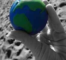Mother Earth by Caroline Fournier