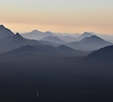 On top of the world by Larrikin  Photography