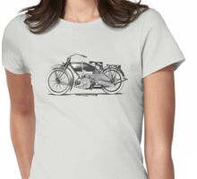 1937 Harley Womens Fitted T-Shirt