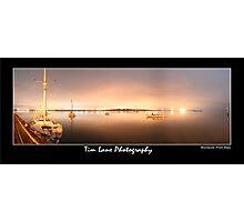 Western Port Bay, Melbourne, Australia Photographic Print