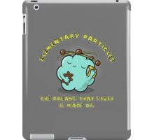 The Dreams That Stuff is Made of. iPad Case/Skin