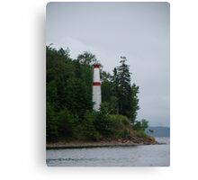 Cape Breton Lighthouse Canvas Print