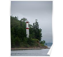 Cape Breton Lighthouse Poster