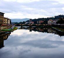 Sopra il fiume di Arno by Bonnie Blanton