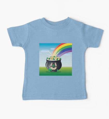 Pot of gold Baby Tee