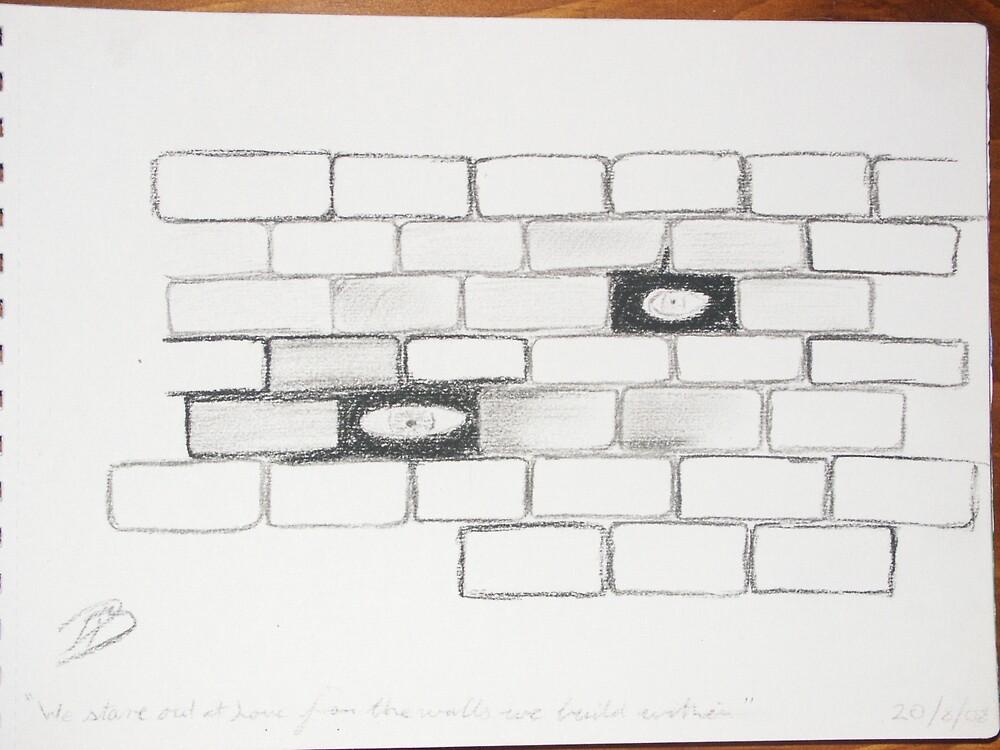 Walls Of Love by David B