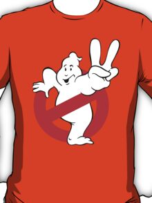 Ghostbusters 2 - No Ghost logo T-Shirt