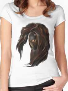 Horse Sight Women's Fitted Scoop T-Shirt