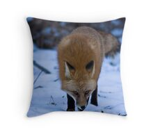 Scent Trail Throw Pillow