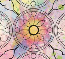 Creativity Mandala Sticker