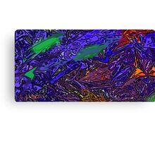 Picture 201503 Justin Beck Purple Haze Canvas Print