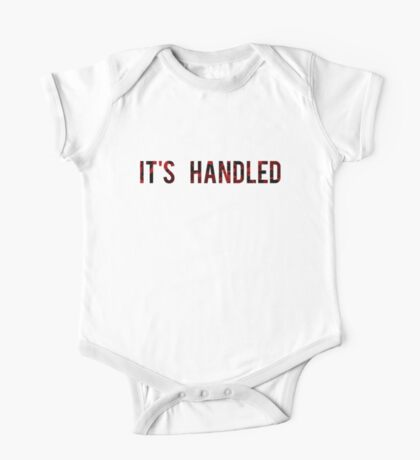 Scandal - It's Handled One Piece - Short Sleeve