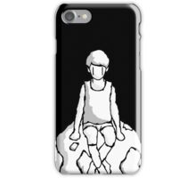 on top of the dark world iPhone Case/Skin