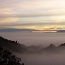 Misty Mountains by Joeltee