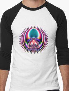 Psymushy Men's Baseball ¾ T-Shirt