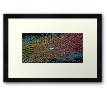 Picture 2015046 Justin Beck InBetween The Spaces Framed Print
