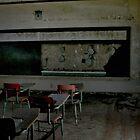 Empty spaces by dreckenschill