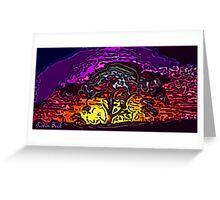 Picture 2015059 Justin Beck Raga Tree Greeting Card