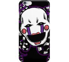 FNAF - puppet marionette  iPhone Case/Skin