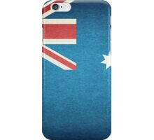 Flag Of Australia iPhone Case/Skin