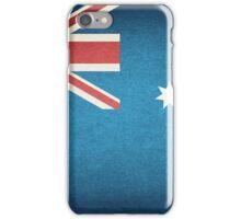 Flag Of Australia iPhone Case/Skin