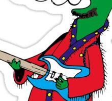 RÖH - Jimi Hendrix Sticker