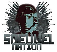 Sneuvelnation - Soldiersfortune Photographic Print