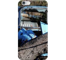 9.3.2015: Tree Fallen on the Car iPhone Case/Skin