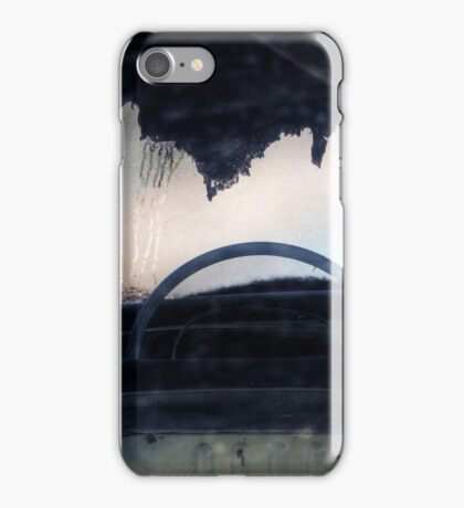 9.3.2015: Abandoned Car iPhone Case/Skin