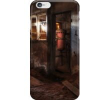9.3.2015: Morning Light in Abandoned Factory III iPhone Case/Skin