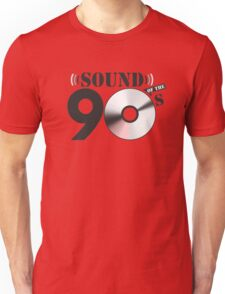 Sound of the 90s Logo Unisex T-Shirt