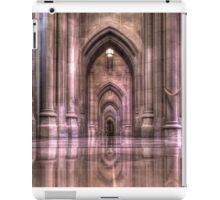 Cathedral Reflections iPad Case/Skin