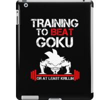 Beat Goku iPad Case/Skin