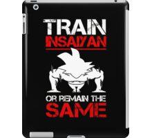 Train Insaiyan 2 iPad Case/Skin