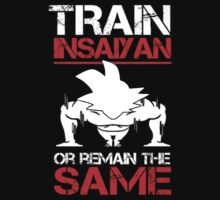 Train Insaiyan 2 by 7DragonBalls